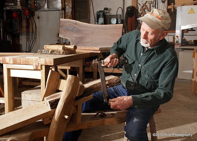 Workshop | Duane Shoup - Woodcraftsman [Wildwood Rustic ...