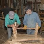 Rustic Endtable Workshop