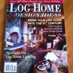 Log Home: Design Ideas Nov 1998