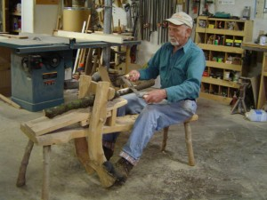 Duane Shoup - Rustic Wood Furniture
