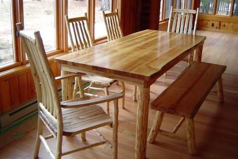 Cabin Dining Set