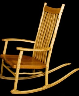 Natural Maple & Ash Rocker
