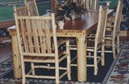 Lodge Dining Set