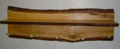 Red Oak Shelf