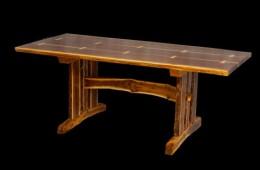 Walbut Slab Table